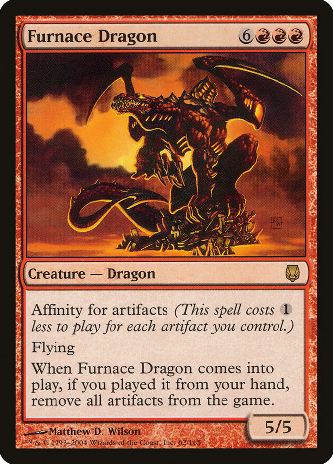Furnace Dragon