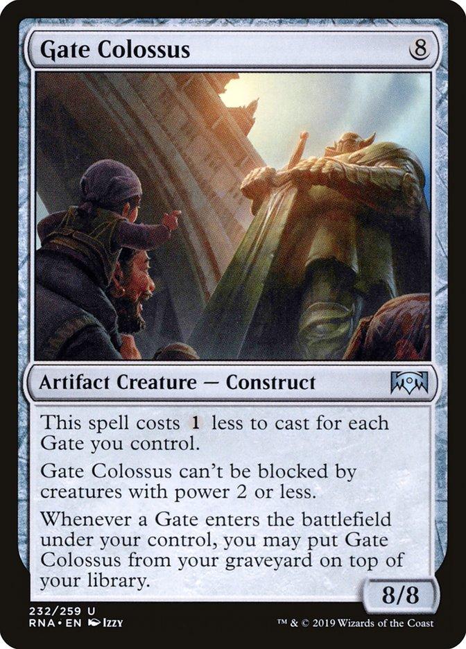 Gate Colossus