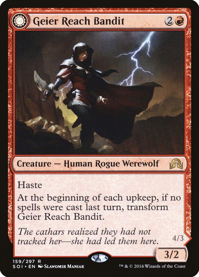 Geier Reach Bandit // Vildin-Pack Alpha
