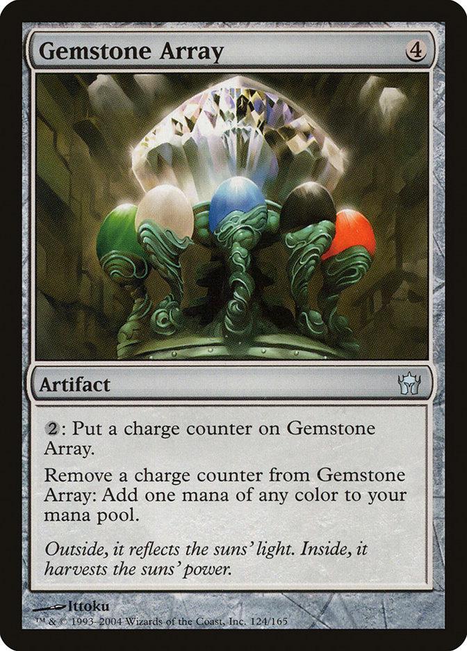 Gemstone Array
