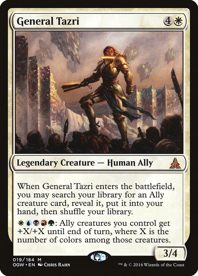 General Tazri