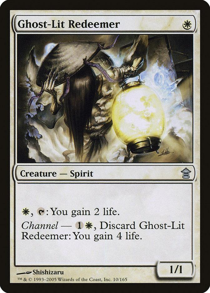 Ghost-Lit Redeemer
