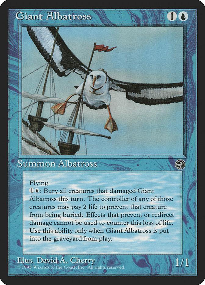 Giant Albatross