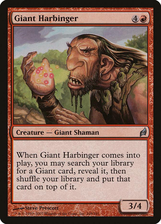 Giant Harbinger