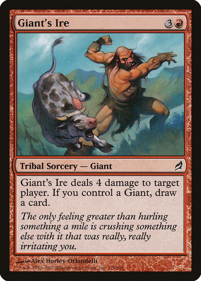 Giant's Ire
