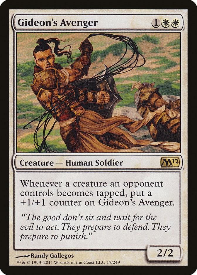 Gideon's Avenger