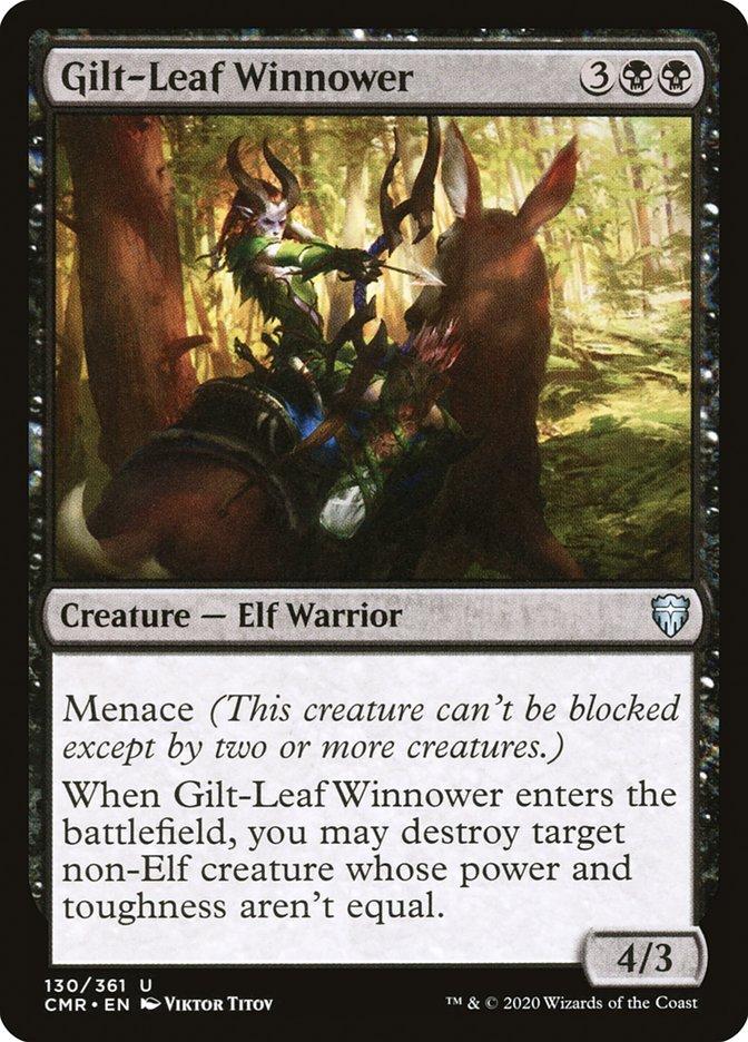 Gilt-Leaf Winnower
