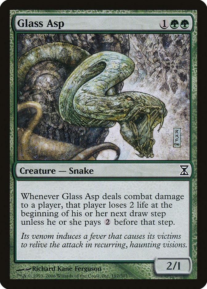 Glass Asp