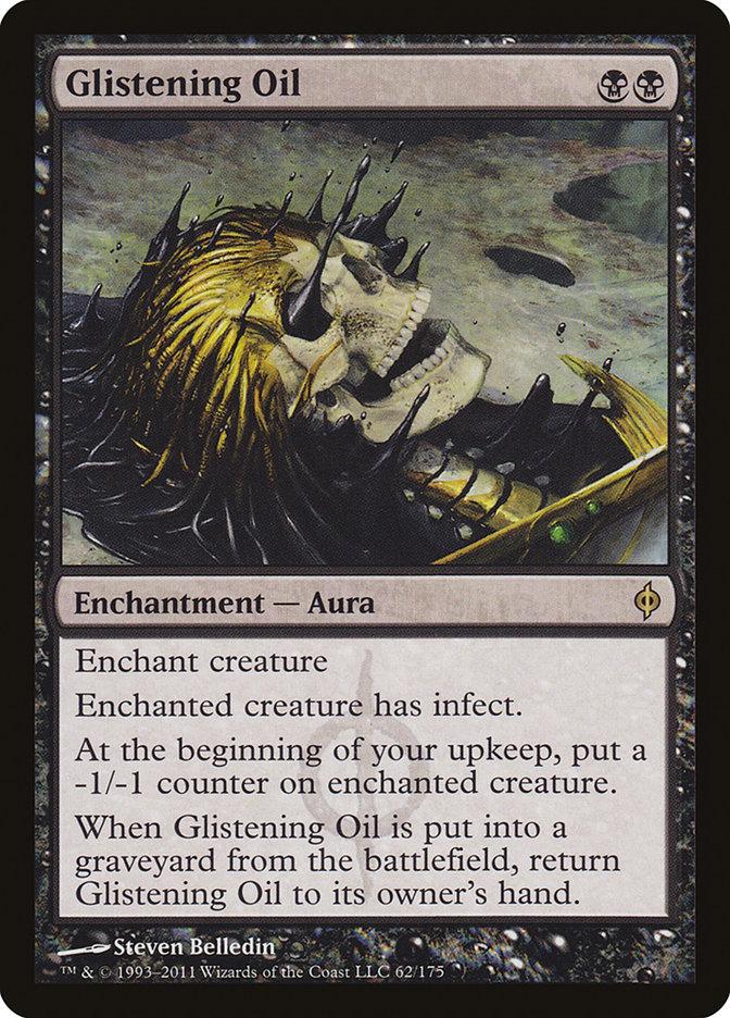 Glistening Oil