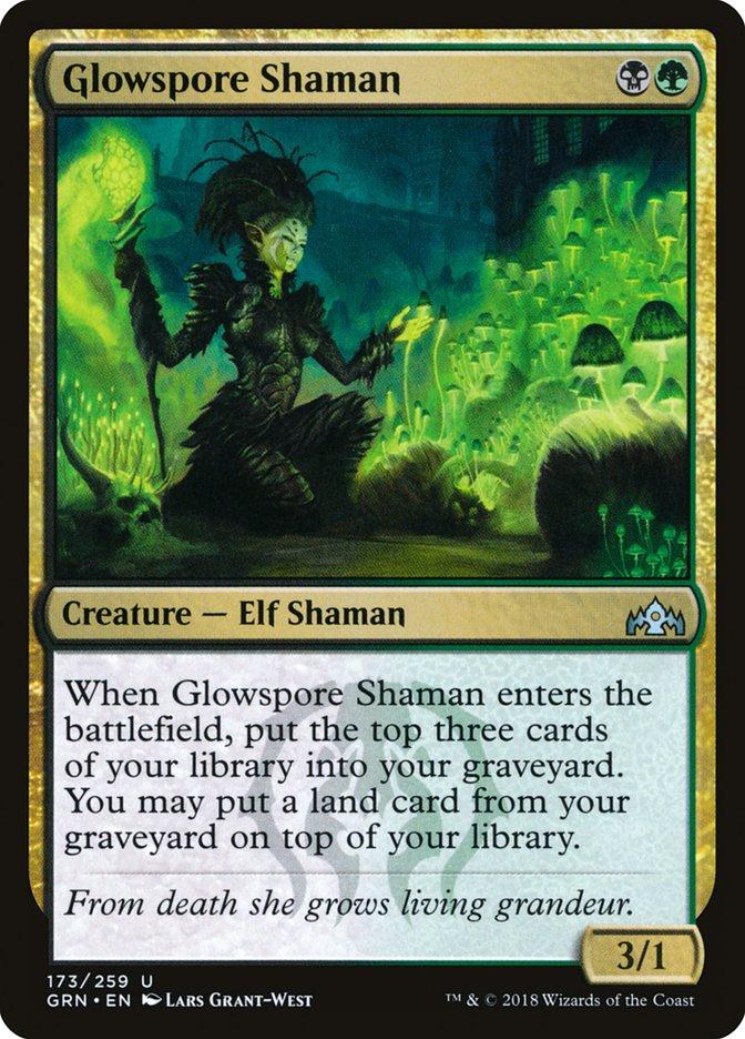 Glowspore Shaman