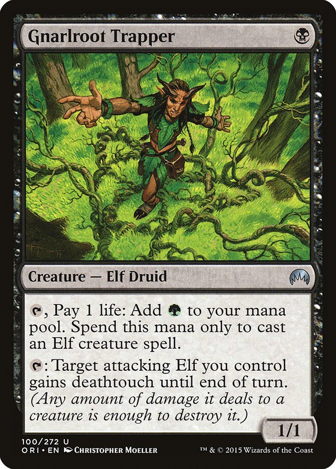 Gnarlroot Trapper