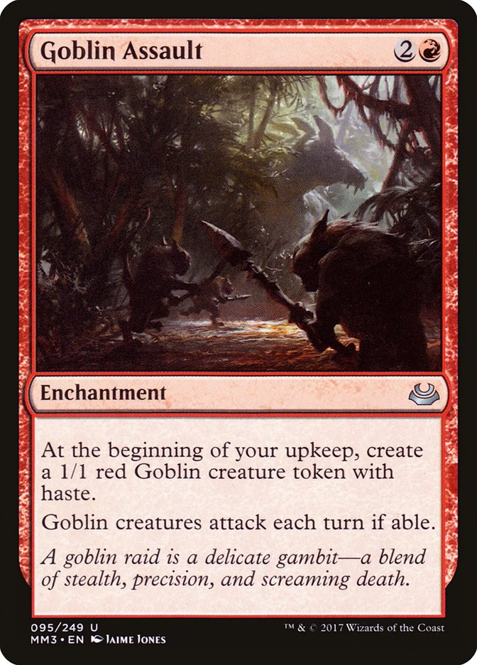 Goblin Assault