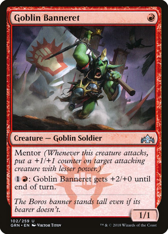 Goblin Banneret