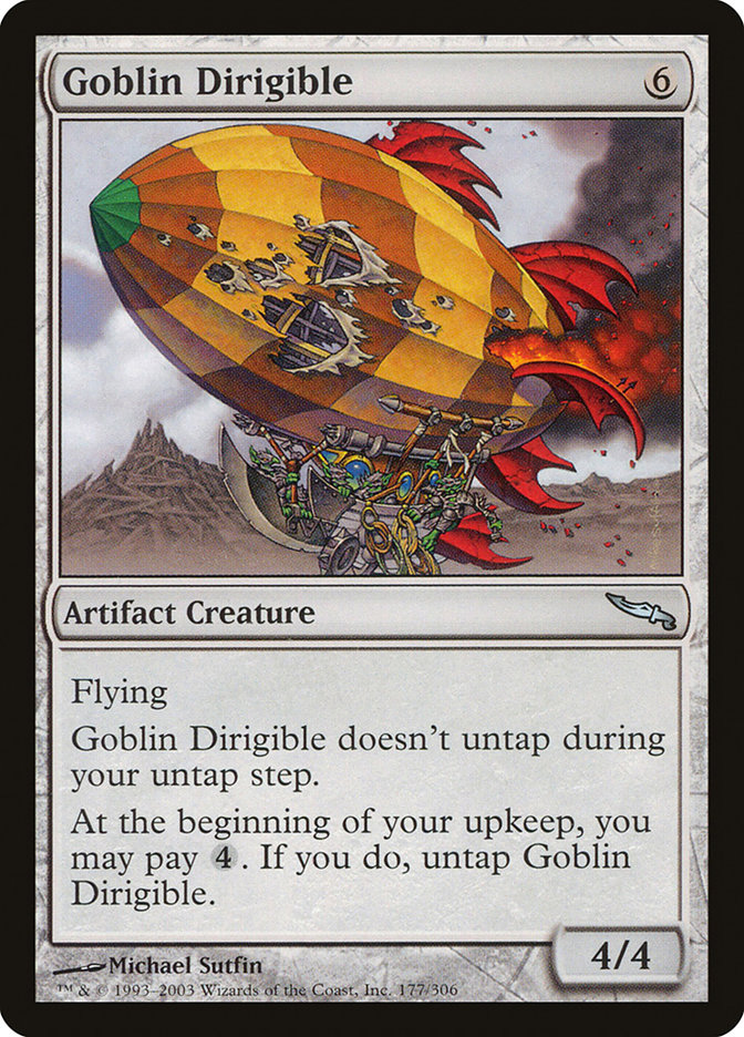 Goblin Dirigible