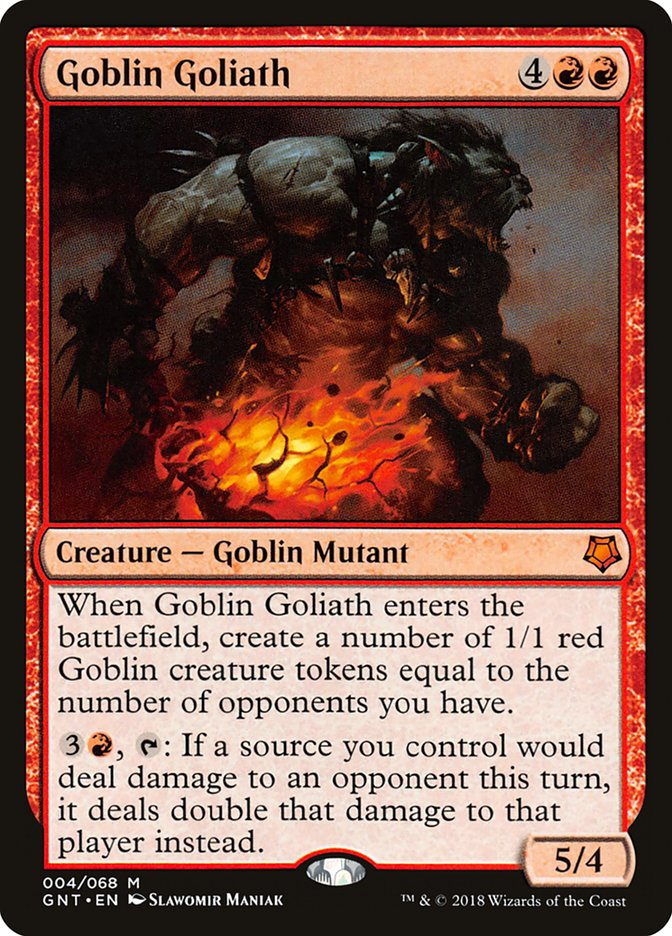 Goblin Goliath