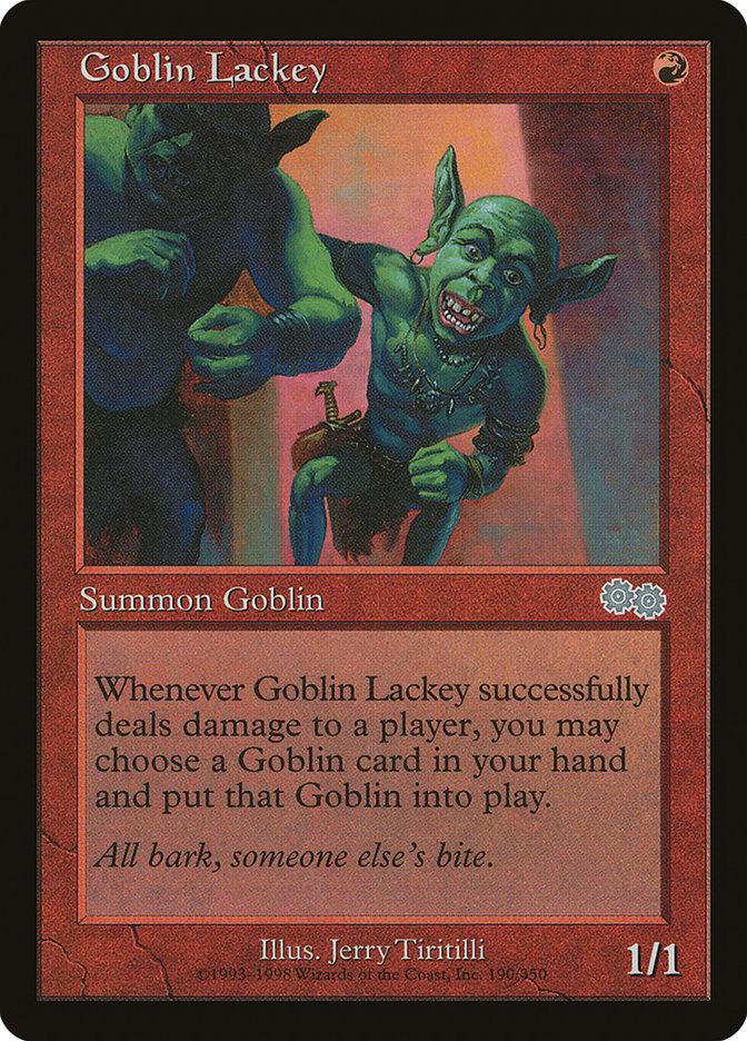 Goblin Lackey