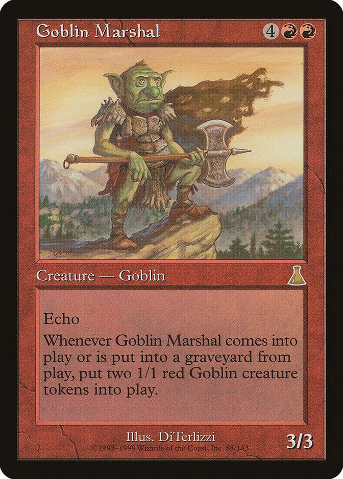 Goblin Marshal