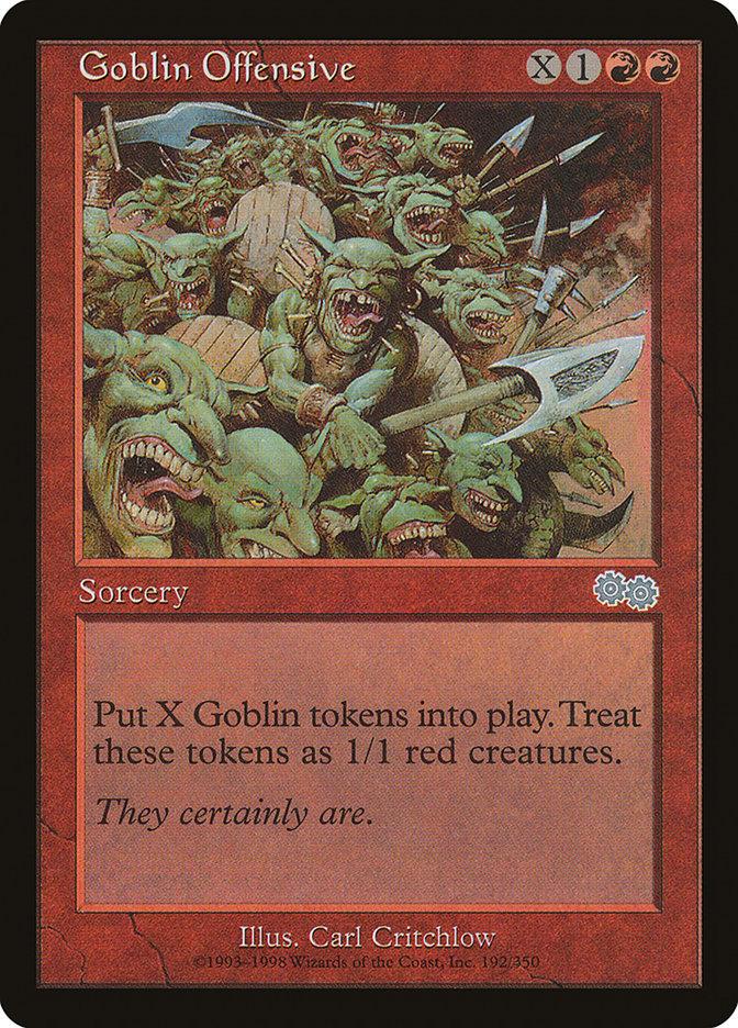 Goblin Offensive