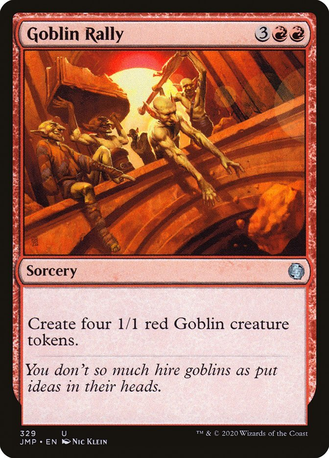 Goblin Rally