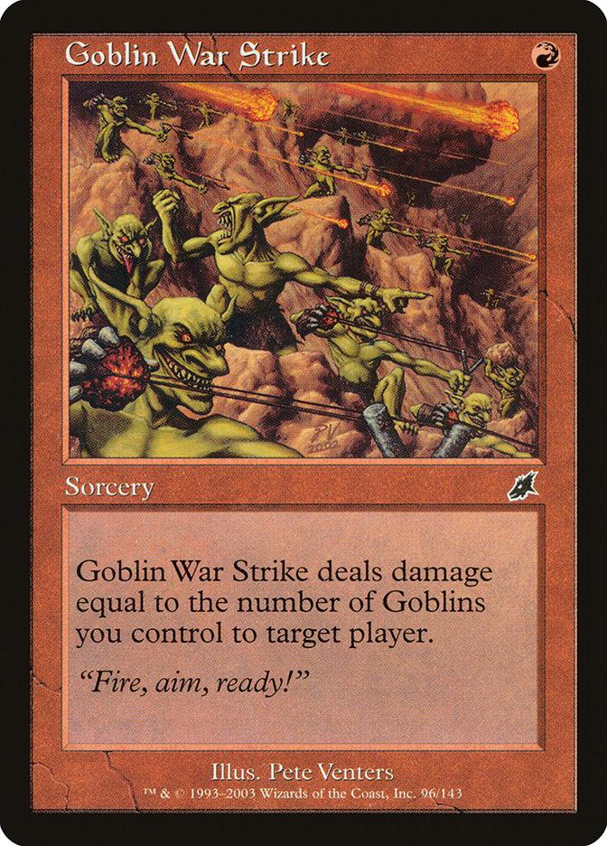 Goblin War Strike