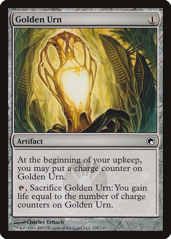Golden Urn