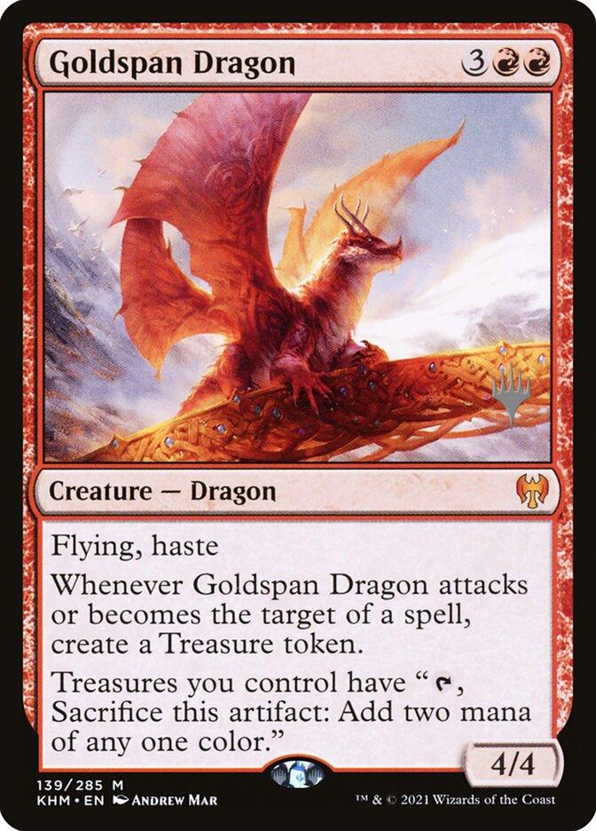 Goldspan Dragon