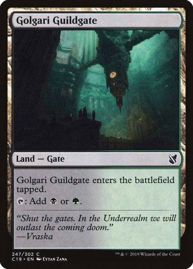 Golgari Guildgate