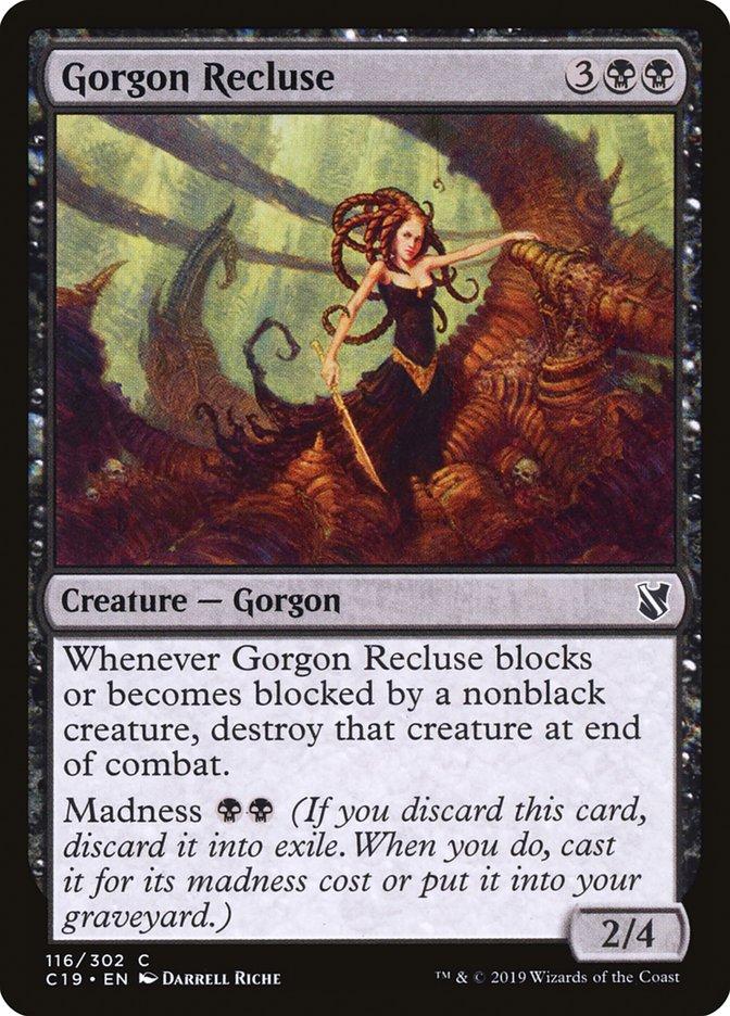 Gorgon Recluse