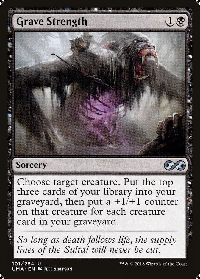Grave Strength