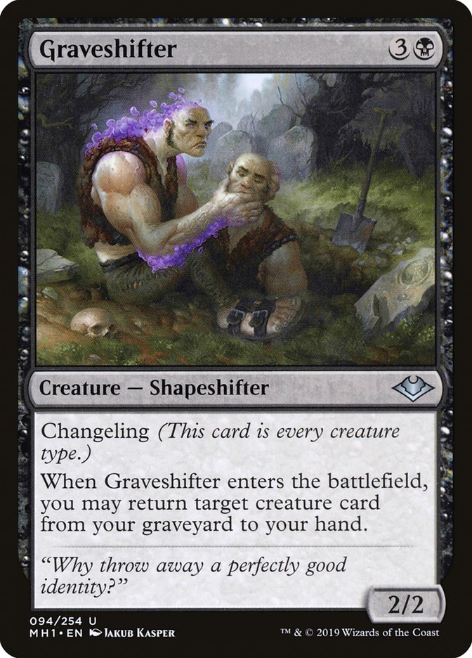 Graveshifter