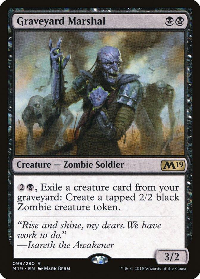 Graveyard Marshal
