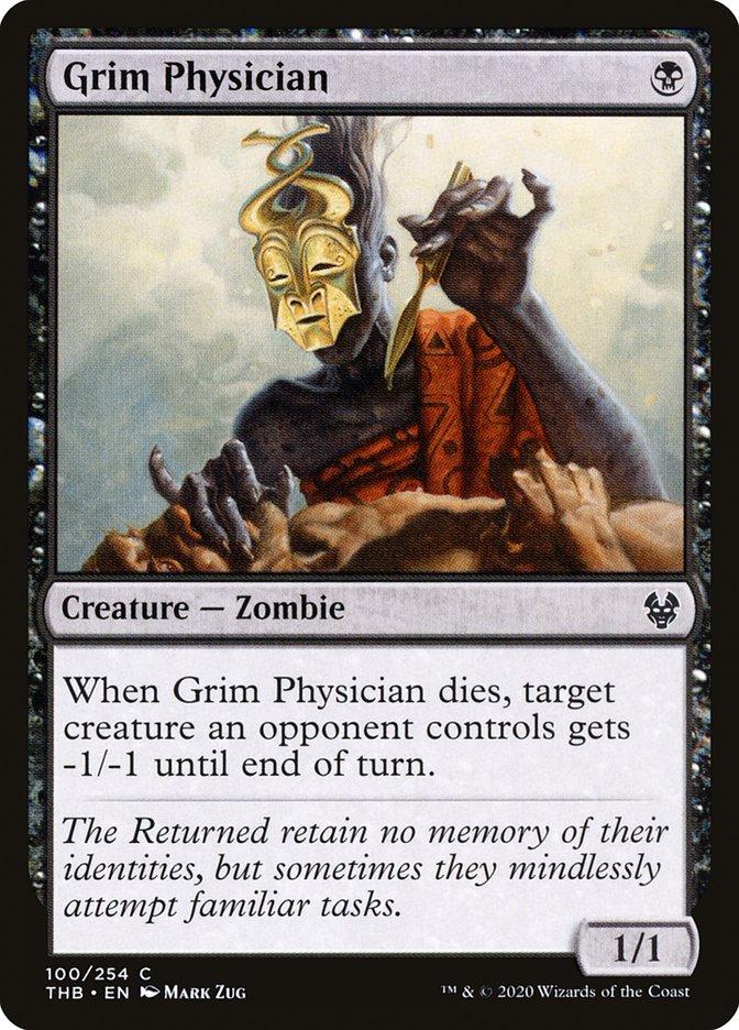 Grim Physician