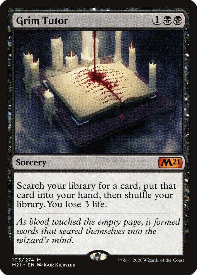 Grim Tutor