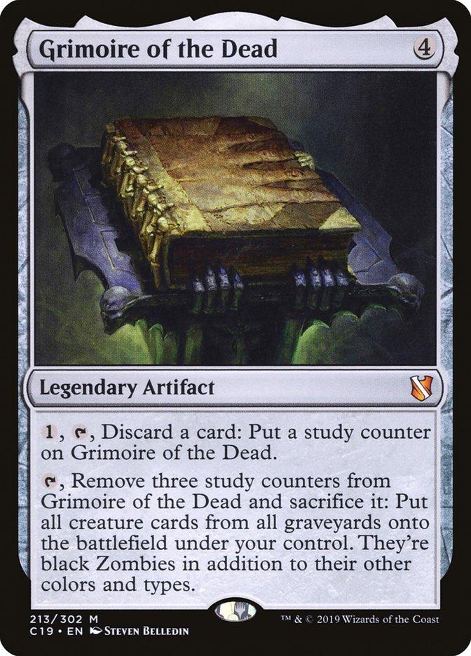 Grimoire of the Dead