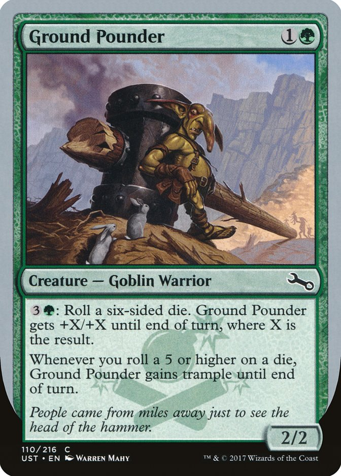 Ground Pounder