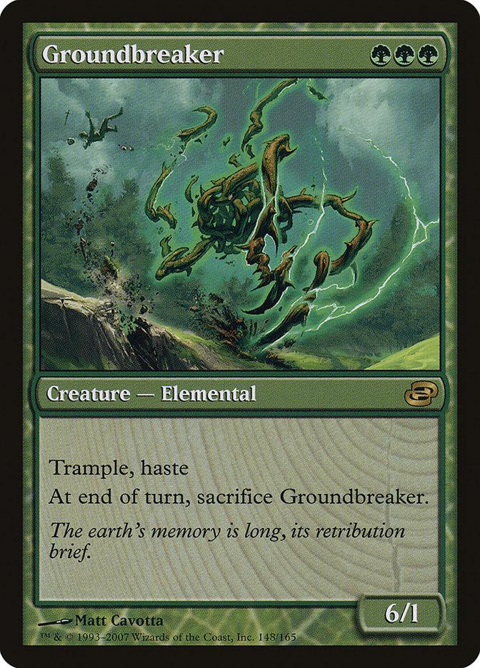 Groundbreaker