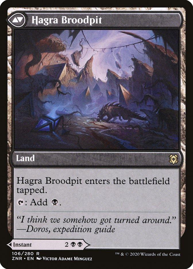 Hagra Mauling // Hagra Broodpit