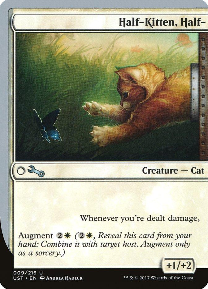 Half-Kitten, Half-