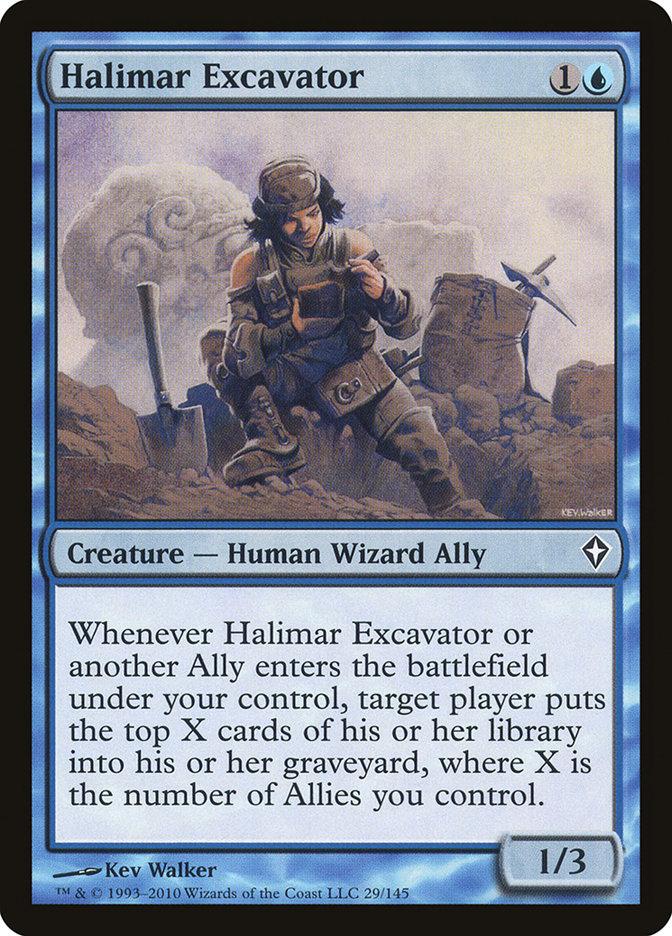 Halimar Excavator