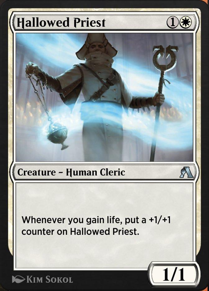 Hallowed Priest