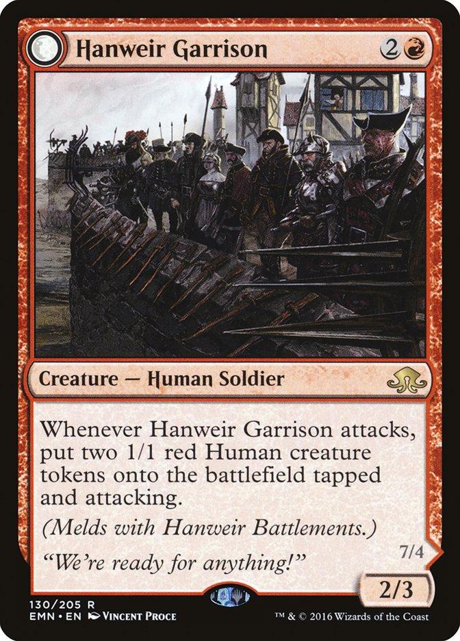 Hanweir Garrison