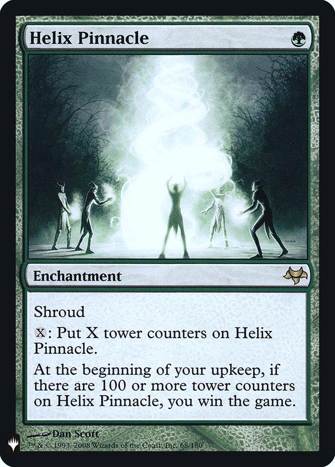 Helix Pinnacle