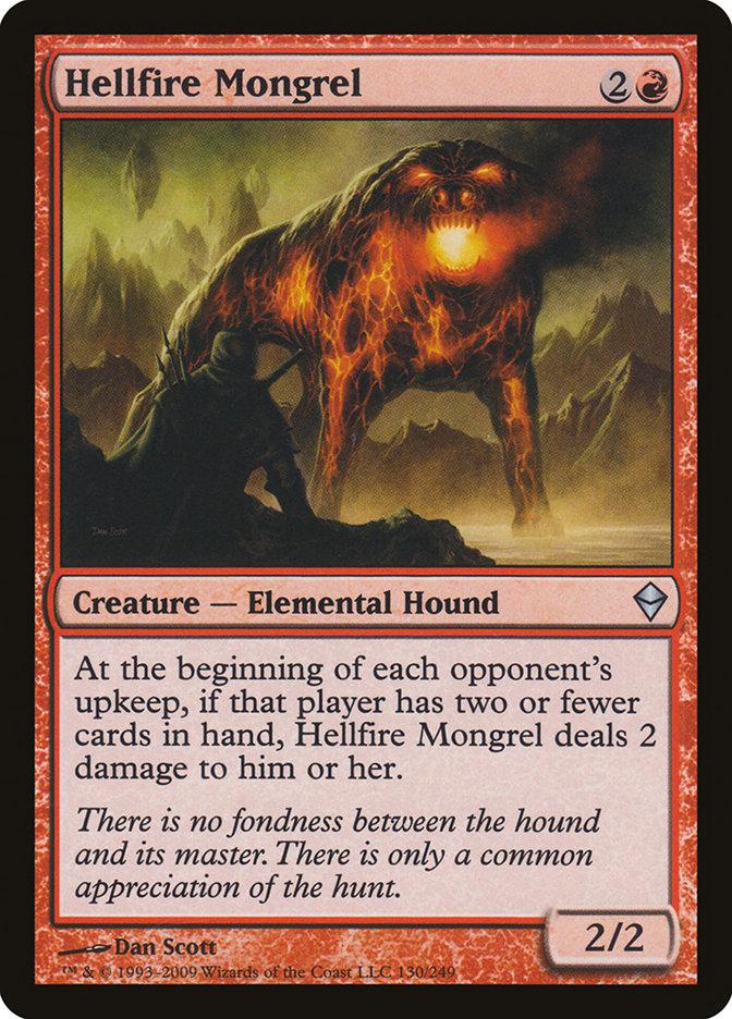 Hellfire Mongrel