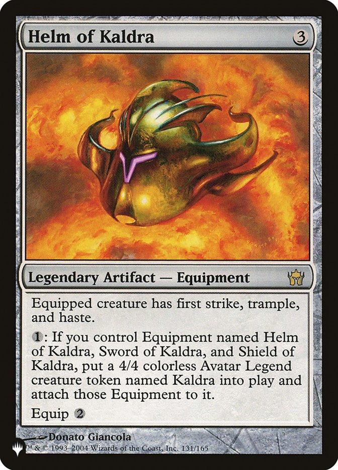 Helm of Kaldra