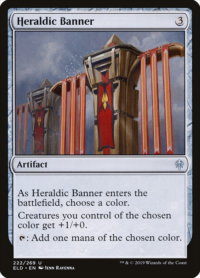 Heraldic Banner