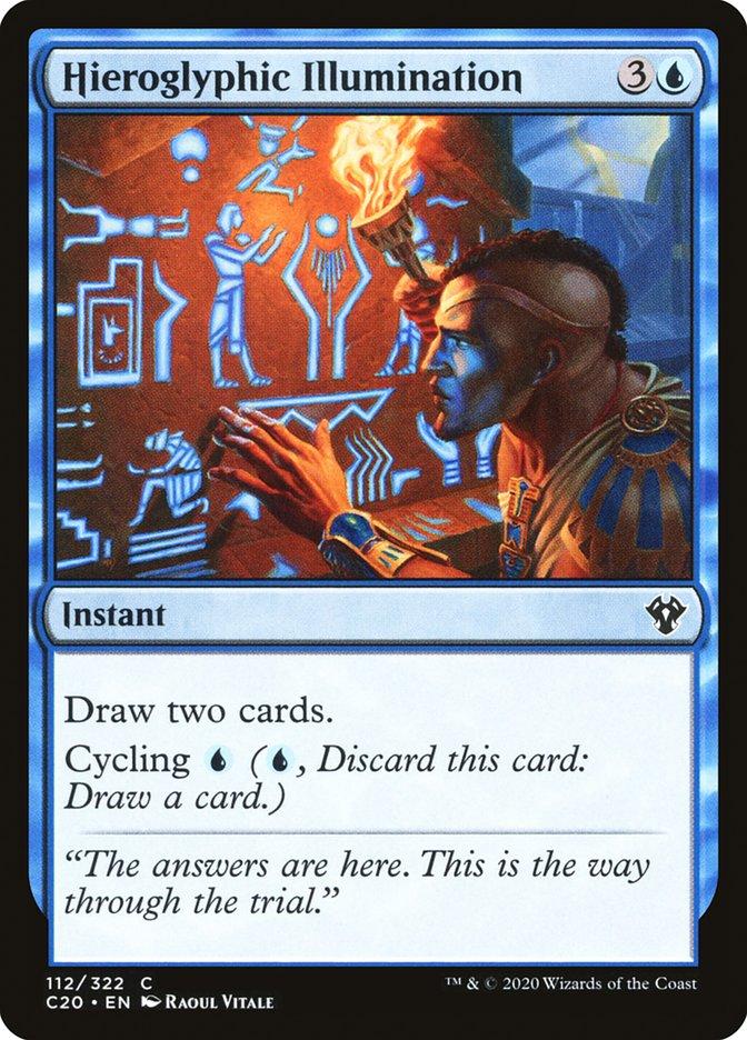 Hieroglyphic Illumination