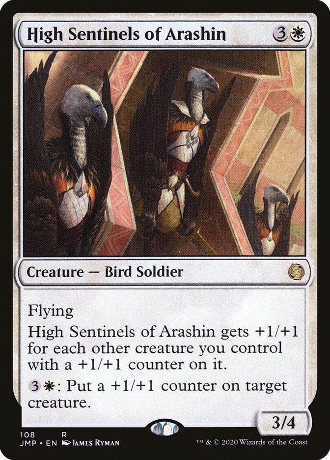 High Sentinels of Arashin