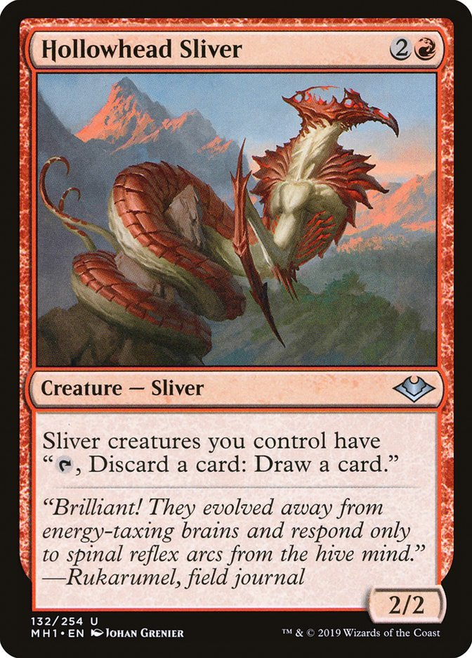 Hollowhead Sliver