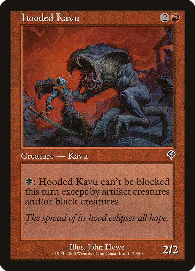 Hooded Kavu