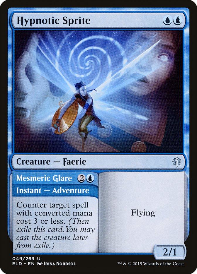 Hypnotic Sprite // Mesmeric Glare